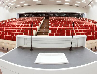 Audimax, Foto: Universität Leipzig